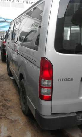Toyota hiace petrol depot of 900 for 12 /14months 2010 kcN Mombasa Island - image 4