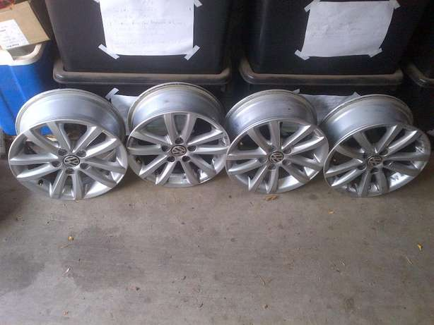 VW POLO MAGS ( Size 14 ) For Sale Roodepoort - image 1