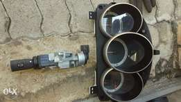 2008 mazda 3 2.0 litres lockset for sale R3500