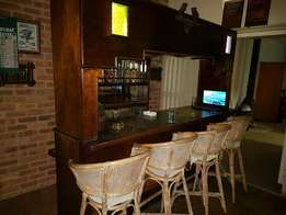 Bar with canopy for sale