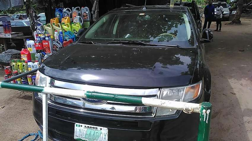 One Year Used Ford Edge No Issues Buy N Travel Tincan Cleared