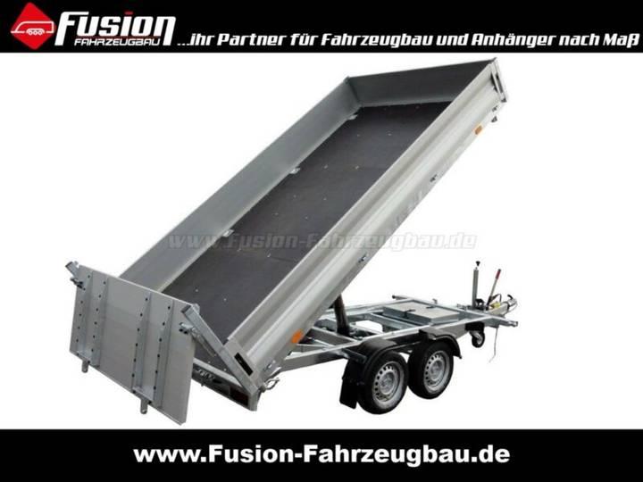 Absenk-Multi-Dreiseitenkipper 350x185cm, 3.500kg