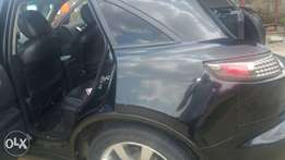 Infiniti fx35 for sale at an affordable price