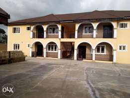 This house is for rent at akala express ibadan