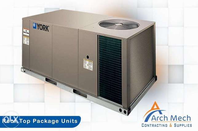 Reverse Cycle (Heating & Cooling) Roof Top Package Units