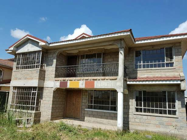 5bedroom mansionette all ensuite on a 1/4 an acre in syokimau.less than a kilometer from mombasa road Pangani - image 8