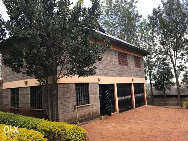 3bedroomed town house on a 3/4 land for sale Ngong - image 8