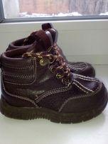 Ботинки Carters кожаные ботиночки Картерс для мальчика 7 475483d6d41eb