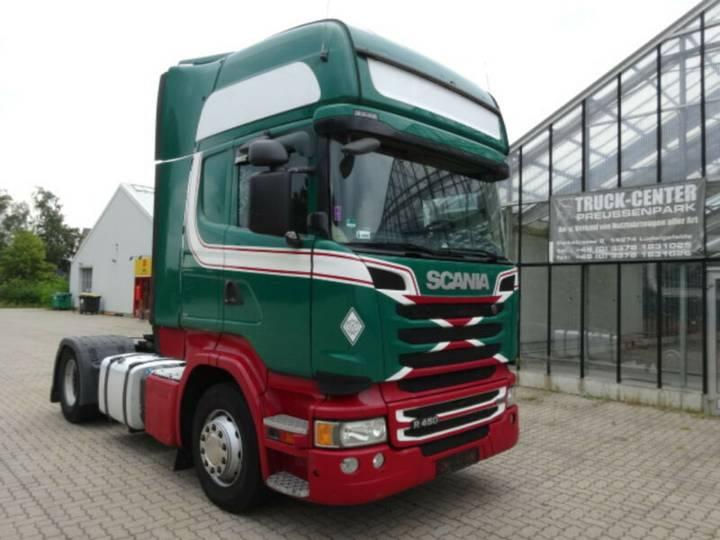 Scania R450 TopLine Euro6 Adblue RETARDER - 2014
