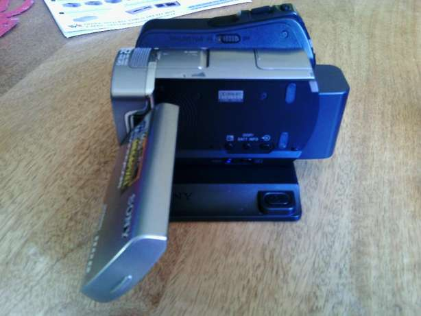 Sony HDD 40G video camera Randfontein - image 3