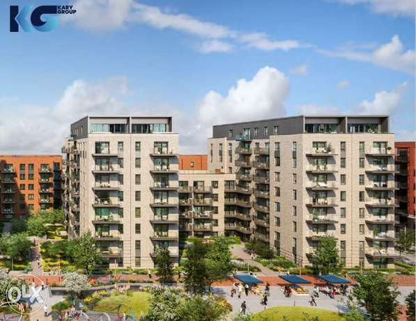 Apartments for sale in Green Quarter in London zone 4