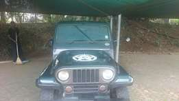 4x4 Jeep Rocsta for Sale or Swop