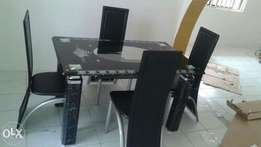 dining table 4setter glass