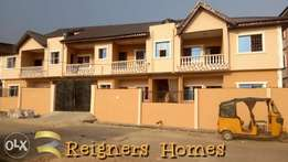 Newly built Mini Flat Tolet In Ebute, Very Close To the Road