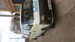 Toyota hiace 5l engine on sale to a serious customer.