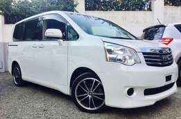 Toyota Noah 2010 in Mint condition up for sale! Hurry!