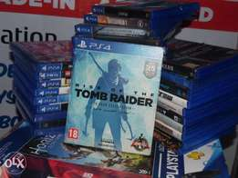 Rise of the tomb raider ps4 Game