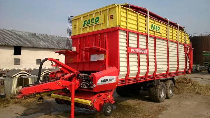 Pöttinger Faro 8000 L - 2008