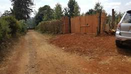 Two acres on sale at mathira kariki chehe 100 meters from tarmac road.