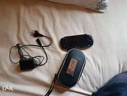 PSP 3006 with case