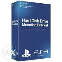PS3 Super slim 500GB Hard drive with bracket