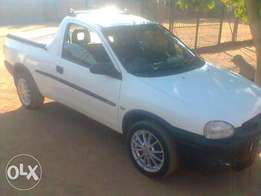Corsa bakkie.R23.500 price reduced due to time wasters