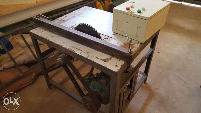 Industrial Timber Sawing Machine Ngong - image 1