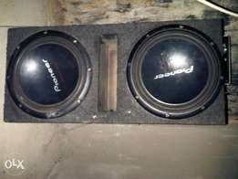 pioneer subwoofer sale or swap