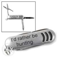 Stainless Steel Multi-Knife - Perfect Guy Gift