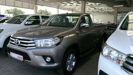 #Sold# Hilux 2.8 GD-6 Single Cab