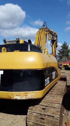 Caterpillar CAT 318C - 2006