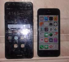 iPhone & Huawei for sale