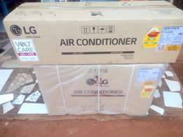 A new LG air condition for sale.