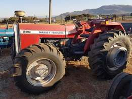 Massey ferguson 290 4X4 Tractor for sale