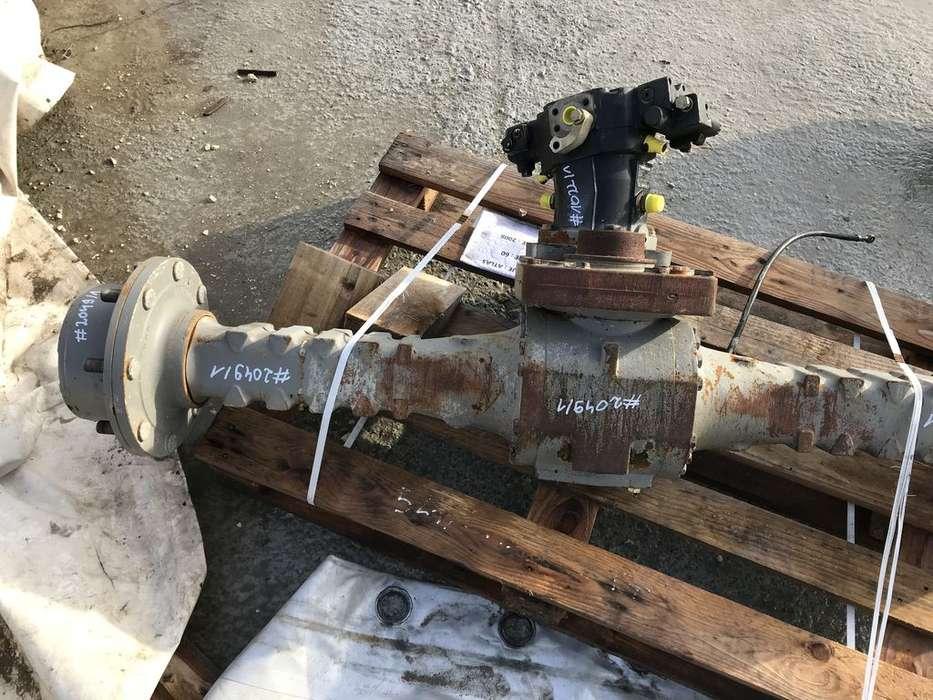 Bosch Rexroth A6VM80DA2 Hydraulic engine motor hydraulic motor for