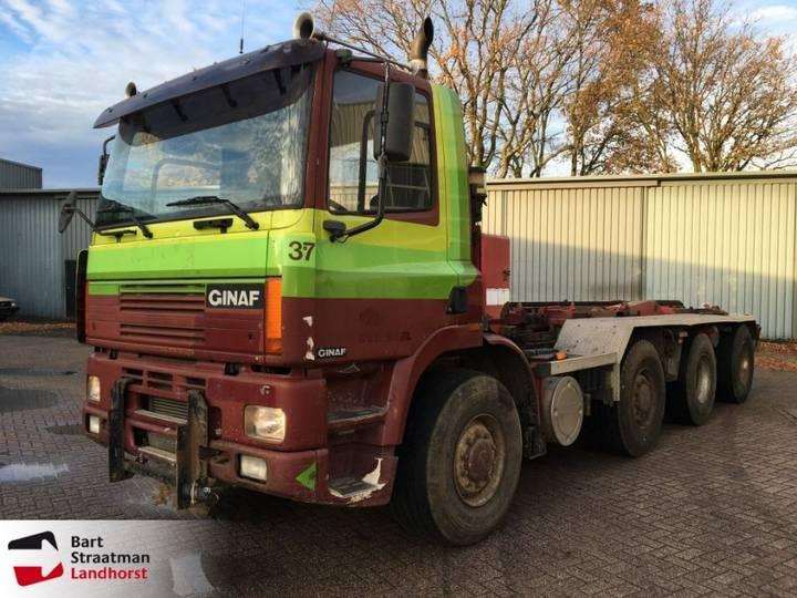 Ginaf 4345 8x6 T5 landbouwvoertuig - 1998