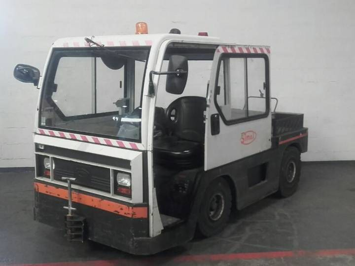 te250r tow tractor - 2019