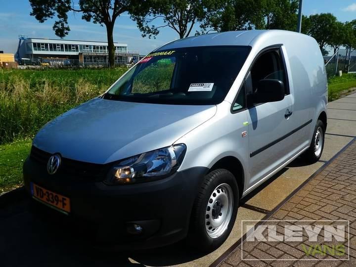 Volkswagen CADDY 1.6 TDI dsg! ac 102 pk navi - 2013