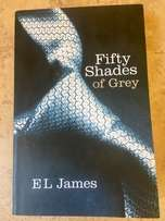 Fifty Shades of Grey & Fifty Shades Freed Book