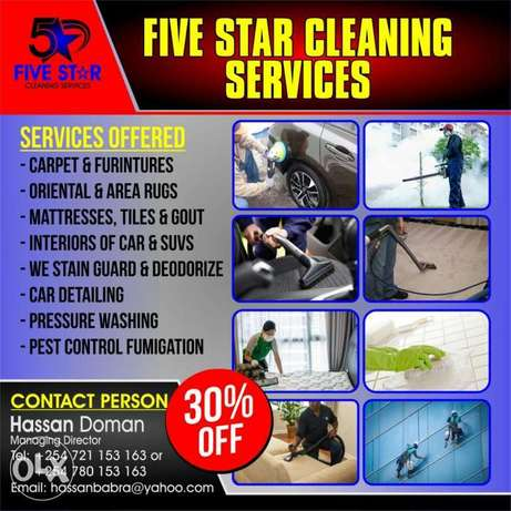 Car interior cleaning & buffing Mombasa Island - image 2
