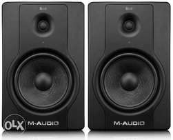 Studio Monitors - M-Audio