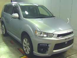 Foreign Used Mitsubishi Outlander 2010 For Sale Asking Price 1,900,000