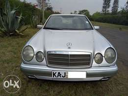 Mercedes Benz E230 Elegance, 1996, One Owner, Exeptionally Clean