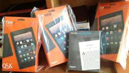Kindle tablets and readers