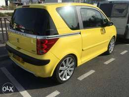 Awoof Peugeot 1007. Auto lagos clear. Super clean
