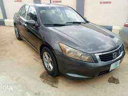Awoof Clean Honda Accord aka Anaconda