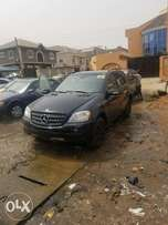 Clean Direct Tokunbo Mercedes ML350 year 2006