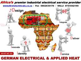 German electrical, high quality burner services