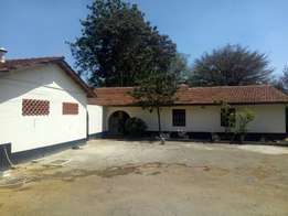 4bedroom bungalow house to let at loresho
