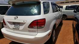 TOYOTA Harrier 2001 model